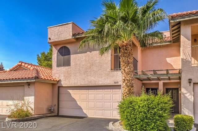 3625 Laguna Del Sol Drive, Las Vegas, NV 89121 (MLS #2240657) :: The Perna Group