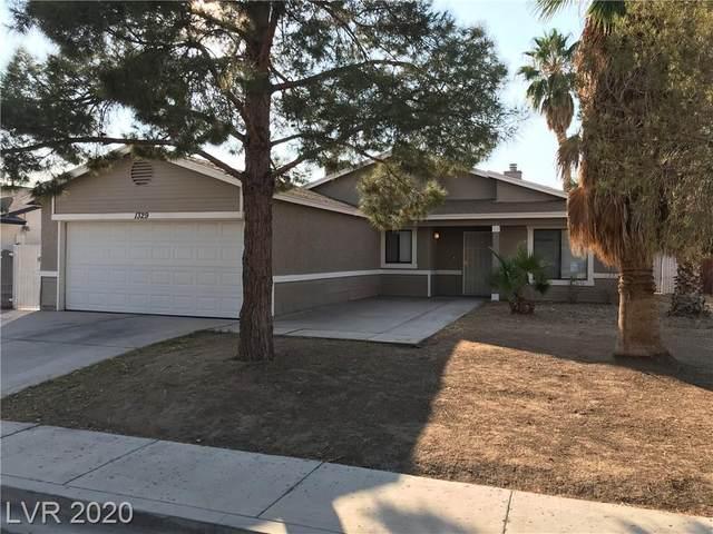 1329 Belcher Lane, Las Vegas, NV 89110 (MLS #2240668) :: The Lindstrom Group