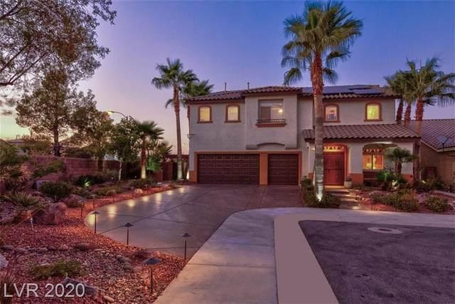 5870 Calanas Avenue, Las Vegas, NV 89141 (MLS #2240683) :: Kypreos Team