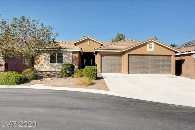 10211 Lazy Bear Street, Las Vegas, NV 89131 (MLS #2240687) :: The Lindstrom Group