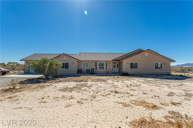 1611 Gee Street, Pahrump, NV 89060 (MLS #2240688) :: Signature Real Estate Group