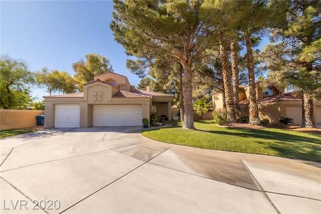 5201 Painted Sands Circle, Las Vegas, NV 89149 (MLS #2240692) :: Hebert Group   Realty One Group