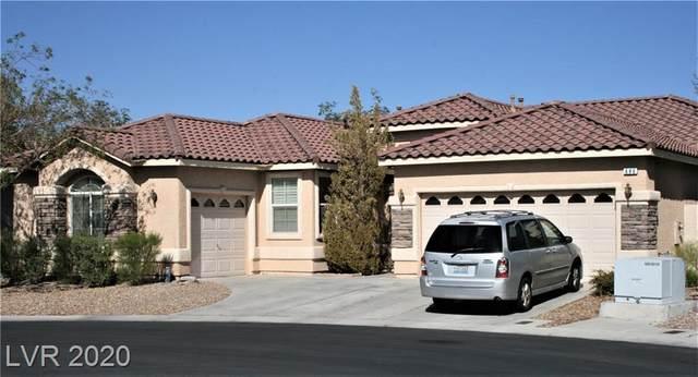 686 Fynn Valley Drive, Las Vegas, NV 89148 (MLS #2240695) :: Hebert Group | Realty One Group