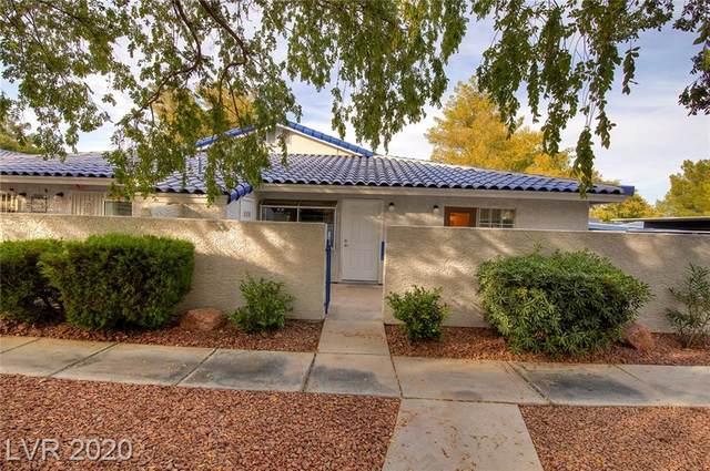 2121 Willowbury Drive D, Las Vegas, NV 89108 (MLS #2240704) :: Kypreos Team