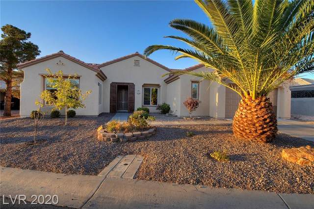 2330 Fayetteville Avenue, Henderson, NV 89052 (MLS #2240706) :: The Lindstrom Group