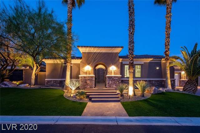 2438 Green Mountain Court, Las Vegas, NV 89135 (MLS #2240723) :: Hebert Group | Realty One Group