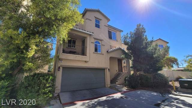 4742 Newby Hall Court, Las Vegas, NV 89130 (MLS #2240729) :: Hebert Group | Realty One Group