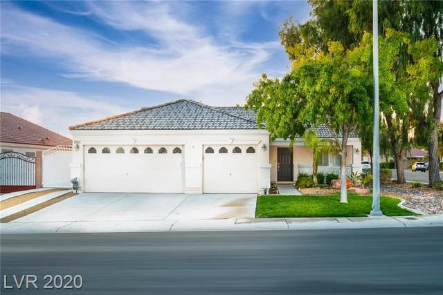 5909 Coconut Creek Street, North Las Vegas, NV 89031 (MLS #2240732) :: Billy OKeefe | Berkshire Hathaway HomeServices