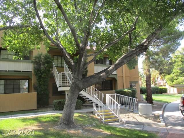 5118 Jones Boulevard #104, Las Vegas, NV 89118 (MLS #2240734) :: The Perna Group
