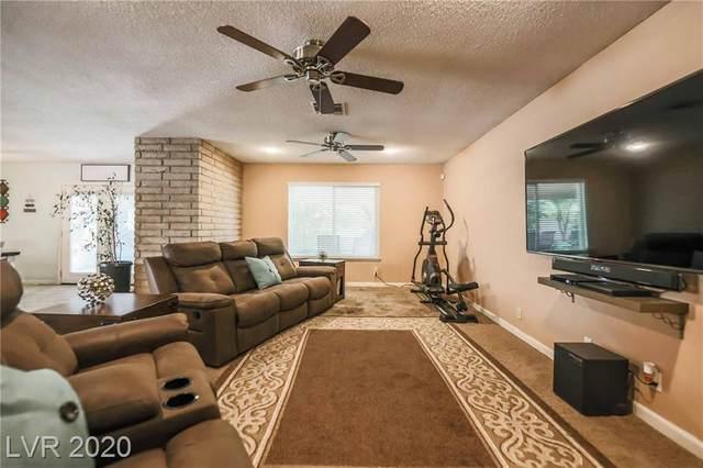 891 Stonehenge Street, Las Vegas, NV 89110 (MLS #2240737) :: Hebert Group | Realty One Group