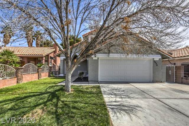 7076 Rhapsody Lane, Las Vegas, NV 89119 (MLS #2240740) :: Signature Real Estate Group