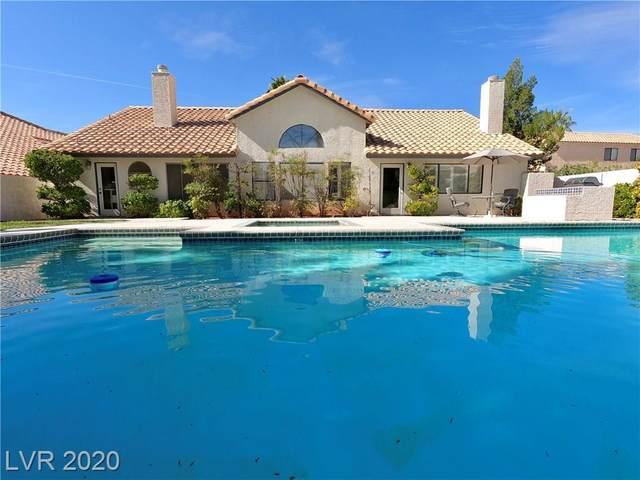 2900 Whalers Cove Circle, Las Vegas, NV 89117 (MLS #2240790) :: Signature Real Estate Group