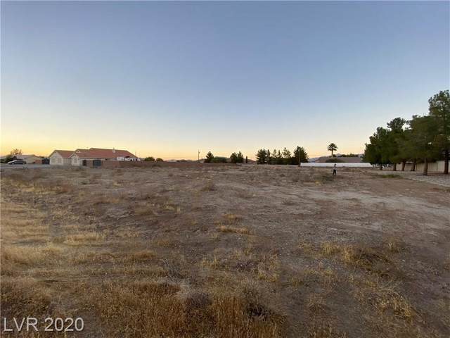 1220 Cavalry Street, Pahrump, NV 89048 (MLS #2240797) :: The Lindstrom Group