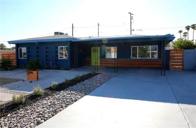 2304 Cochran Street, Las Vegas, NV 89104 (MLS #2240805) :: Hebert Group | Realty One Group