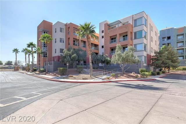 63 Agate Avenue #508, Las Vegas, NV 89123 (MLS #2240811) :: Kypreos Team