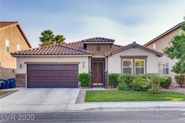 9709 Hawk Cliff Avenue, Las Vegas, NV 89148 (MLS #2240814) :: Billy OKeefe | Berkshire Hathaway HomeServices