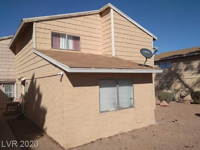 5248 Greene Lane C, Las Vegas, NV 89119 (MLS #2240817) :: Kypreos Team