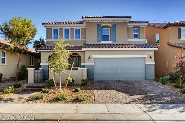 3143 Biccari Avenue, Henderson, NV 89044 (MLS #2240828) :: Hebert Group | Realty One Group