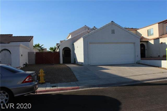 8253 Abercrombe Way, Las Vegas, NV 89145 (MLS #2240829) :: The Shear Team
