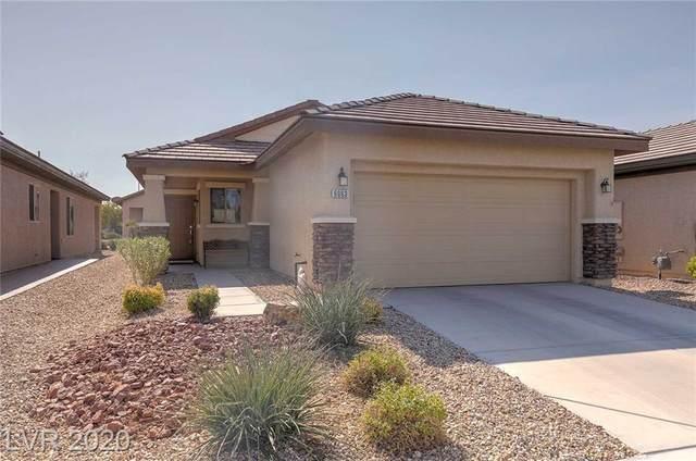 6063 Isola Peak Avenue, Las Vegas, NV 89122 (MLS #2240830) :: Billy OKeefe | Berkshire Hathaway HomeServices