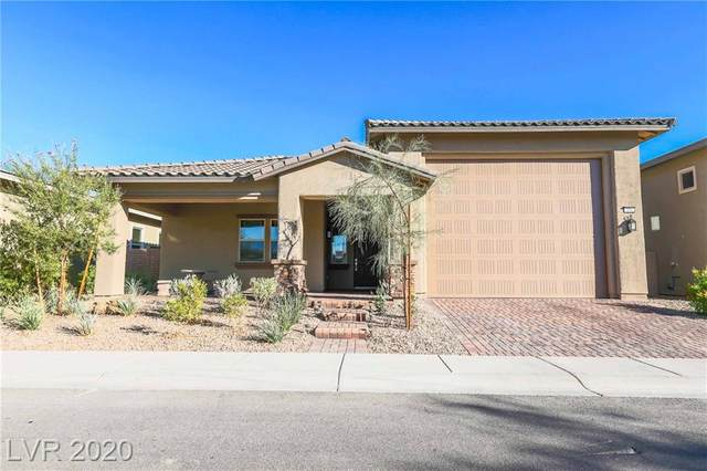 444 Middlestone Avenue, Henderson, NV 89011 (MLS #2240831) :: The Lindstrom Group