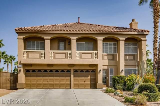 5116 Guardian Peak Street, Las Vegas, NV 89148 (MLS #2240832) :: Kypreos Team