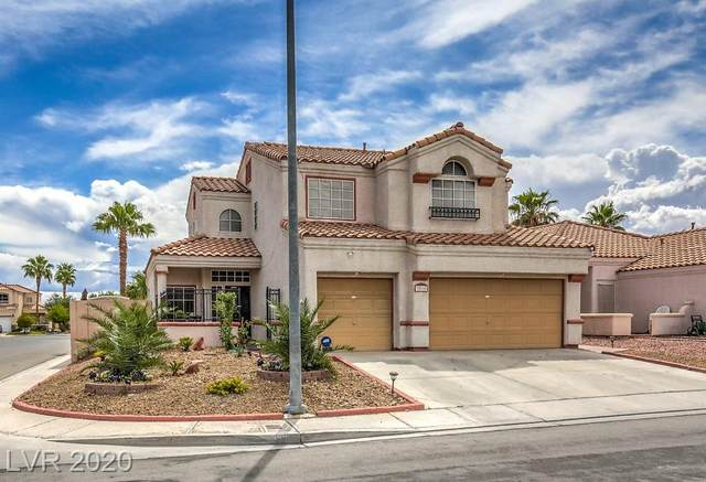 3518 Flaming Thorn Drive, North Las Vegas, NV 89032 (MLS #2240834) :: Billy OKeefe | Berkshire Hathaway HomeServices