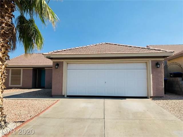 450 Pioneer Street, Henderson, NV 89015 (MLS #2240840) :: Signature Real Estate Group