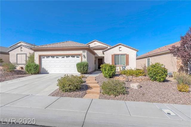 2505 Cosmic Dust Street, Henderson, NV 89044 (MLS #2240841) :: Hebert Group | Realty One Group