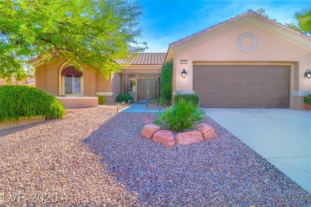 10157 Hunter Springs Drive, Las Vegas, NV 89134 (MLS #2240849) :: Helen Riley Group | Simply Vegas