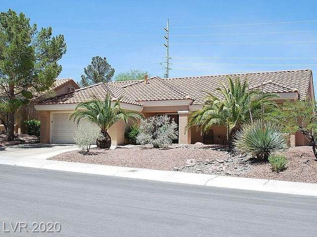 9348 Fresh Spring Drive, Las Vegas, NV 89134 (MLS #2240853) :: The Lindstrom Group
