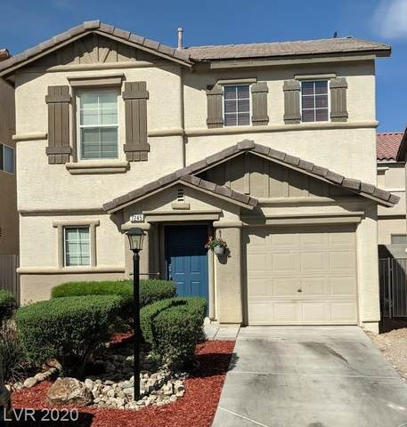 7245 Forefather Street, Las Vegas, NV 89148 (MLS #2240868) :: The Lindstrom Group