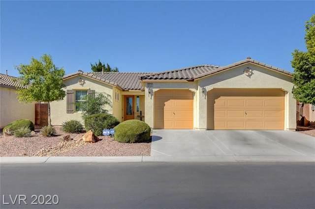 6525 Collingsworth Street, Las Vegas, NV 89131 (MLS #2240869) :: Hebert Group | Realty One Group