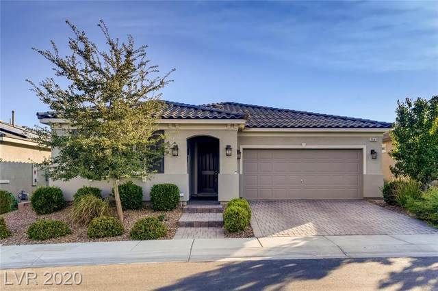 2502 Fanano Street, Henderson, NV 89044 (MLS #2240876) :: The Lindstrom Group