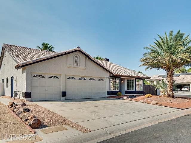 7831 Tango Street, Las Vegas, NV 89123 (MLS #2240886) :: Signature Real Estate Group