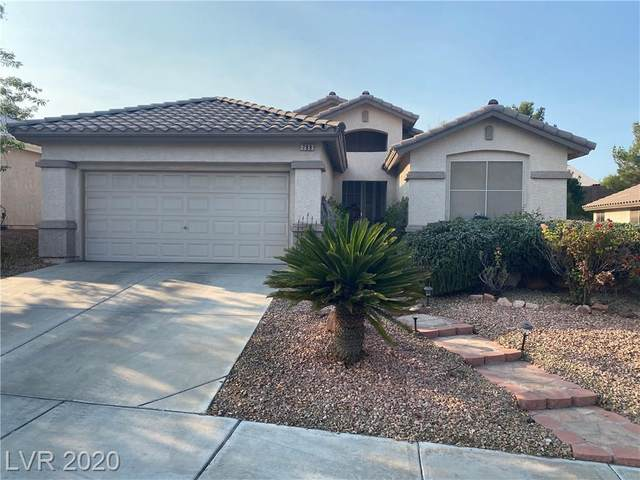 789 Vortex Avenue, Henderson, NV 89002 (MLS #2240888) :: Hebert Group | Realty One Group