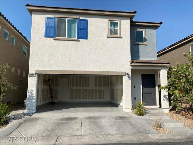 3660 Vãƒâ­A Segundo, Las Vegas, NV 89115 (MLS #2240890) :: Signature Real Estate Group