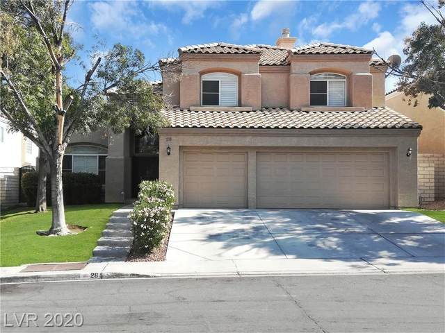 28 Daisy Meadow Terrace, Henderson, NV 89074 (MLS #2240902) :: Signature Real Estate Group