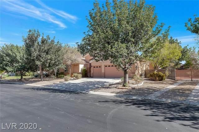 6710 Cypress Park Court, Las Vegas, NV 89131 (MLS #2240903) :: Hebert Group | Realty One Group