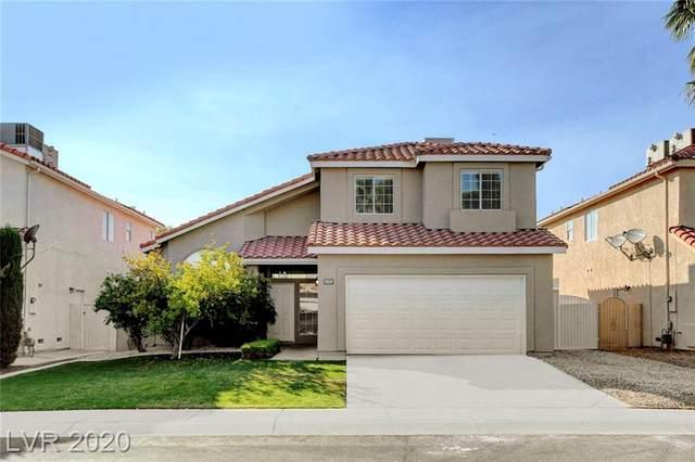 3701 Blairmoor Street, North Las Vegas, NV 89032 (MLS #2240904) :: Hebert Group | Realty One Group