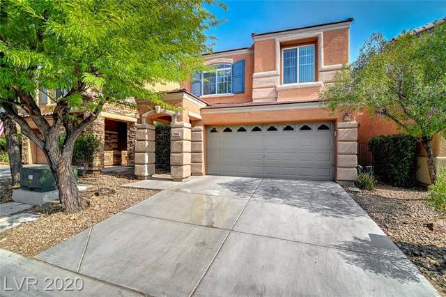 10046 Big Sur Mountain Street, Las Vegas, NV 89178 (MLS #2240911) :: The Lindstrom Group