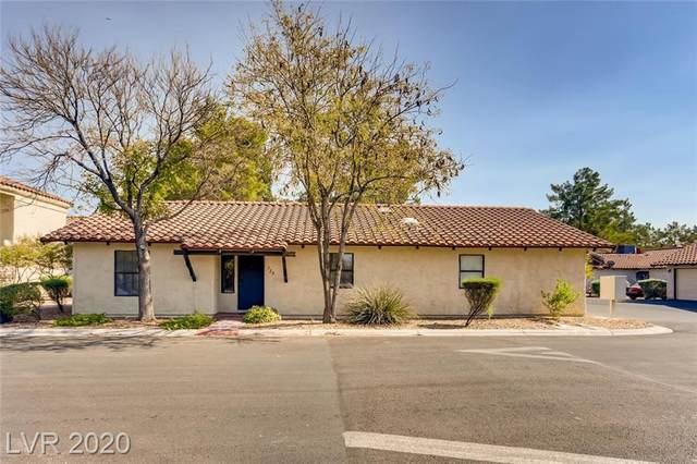 729 Sea Pines Lane, Las Vegas, NV 89107 (MLS #2240915) :: Hebert Group | Realty One Group