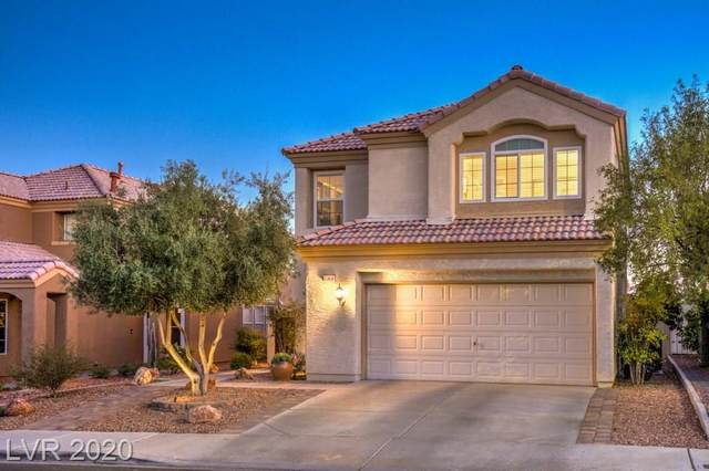 7909 Coral Point Avenue, Las Vegas, NV 89128 (MLS #2240920) :: Performance Realty