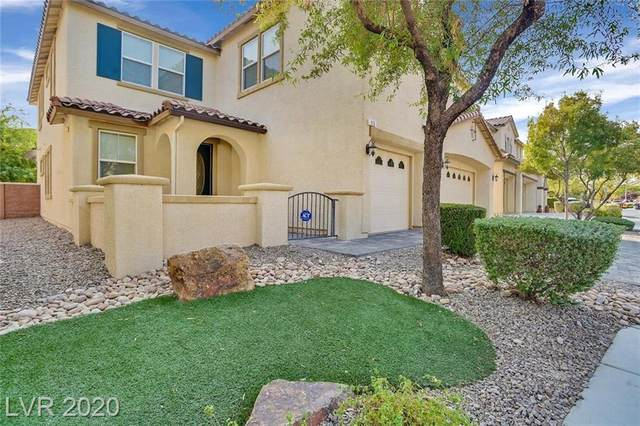 113 Junction Peak Avenue, North Las Vegas, NV 89031 (MLS #2240922) :: The Lindstrom Group