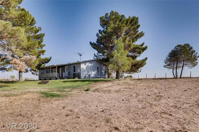 670 Cram Avenue, Logandale, NV 89021 (MLS #2240931) :: Jeffrey Sabel