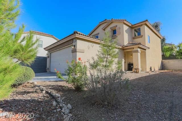 9551 Grapeland Avenue, Las Vegas, NV 89148 (MLS #2240938) :: Team Michele Dugan