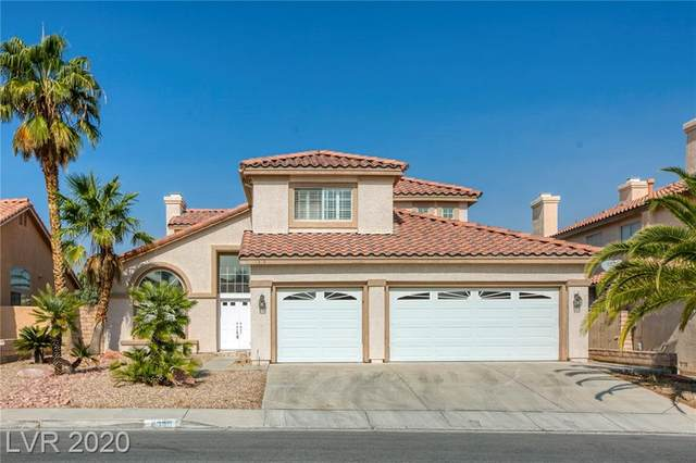 8380 Campana Drive, Las Vegas, NV 89147 (MLS #2240959) :: The Lindstrom Group