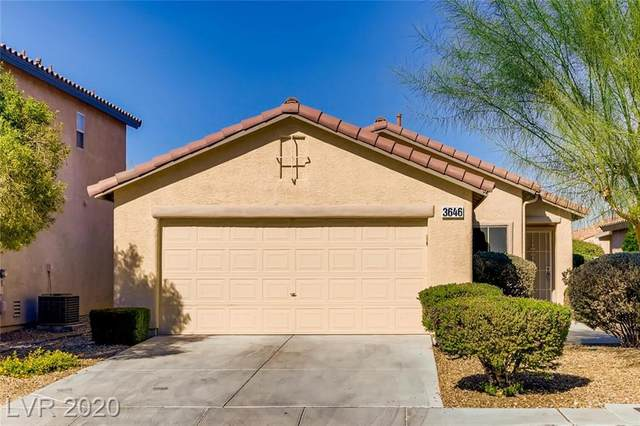 3646 Laguna Veneta Avenue, Las Vegas, NV 89141 (MLS #2240976) :: Hebert Group | Realty One Group