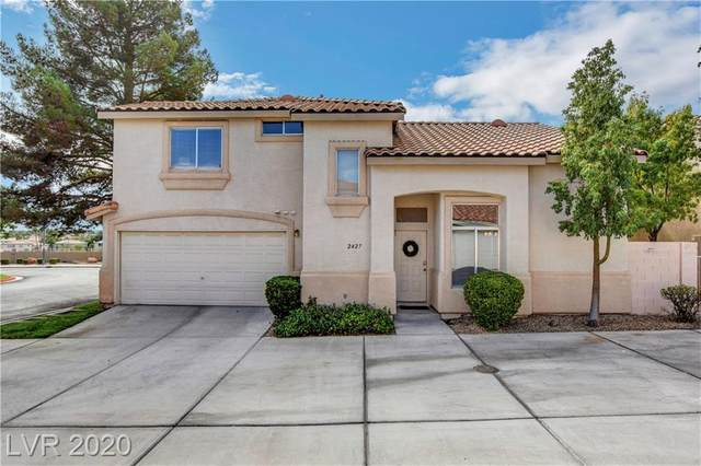 2427 Cliffwood Drive, Henderson, NV 89074 (MLS #2240983) :: The Lindstrom Group