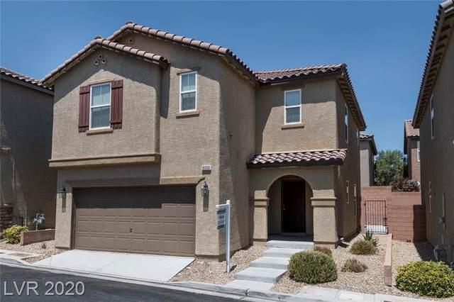 9008 Arbor Ashbury Avenue, Las Vegas, NV 89149 (MLS #2240988) :: The Lindstrom Group